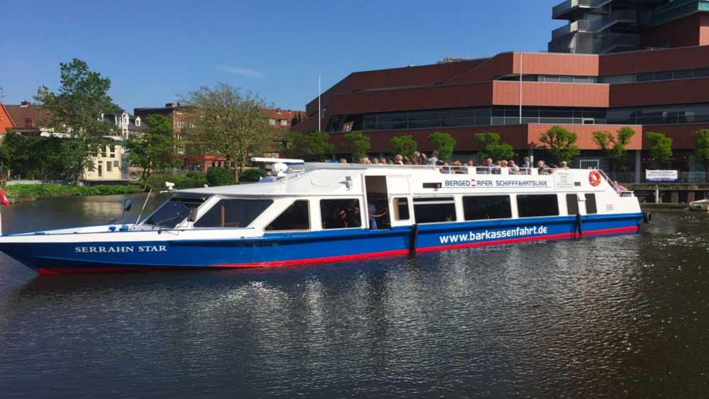 Fahrgastschiff kaufen